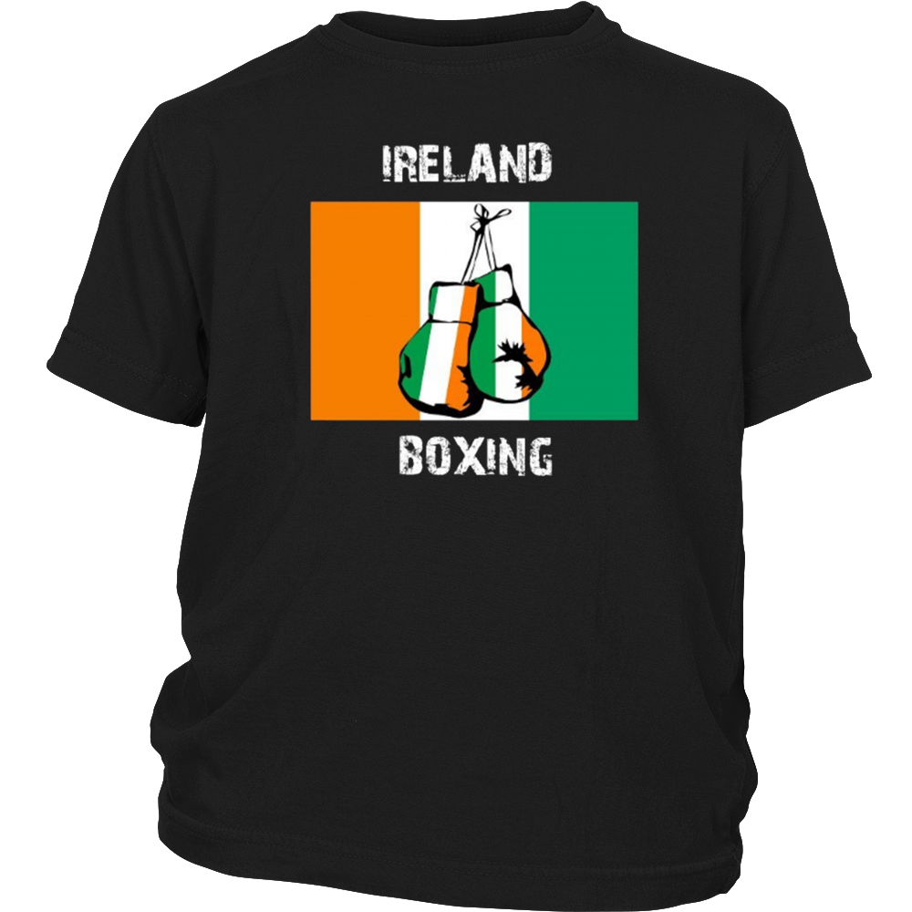 Boxing Irish Mens T-Shirt