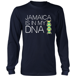 Jamaica Shirt Jamaican Heritage DNA T-Shirt