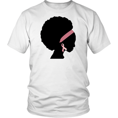 Breast Cancer Black Women Awareness T-Shirt