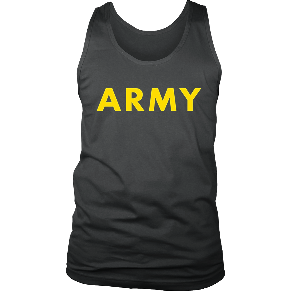 Army Physical Fitness Uniform (APFU) T-Shirt - Bornmay