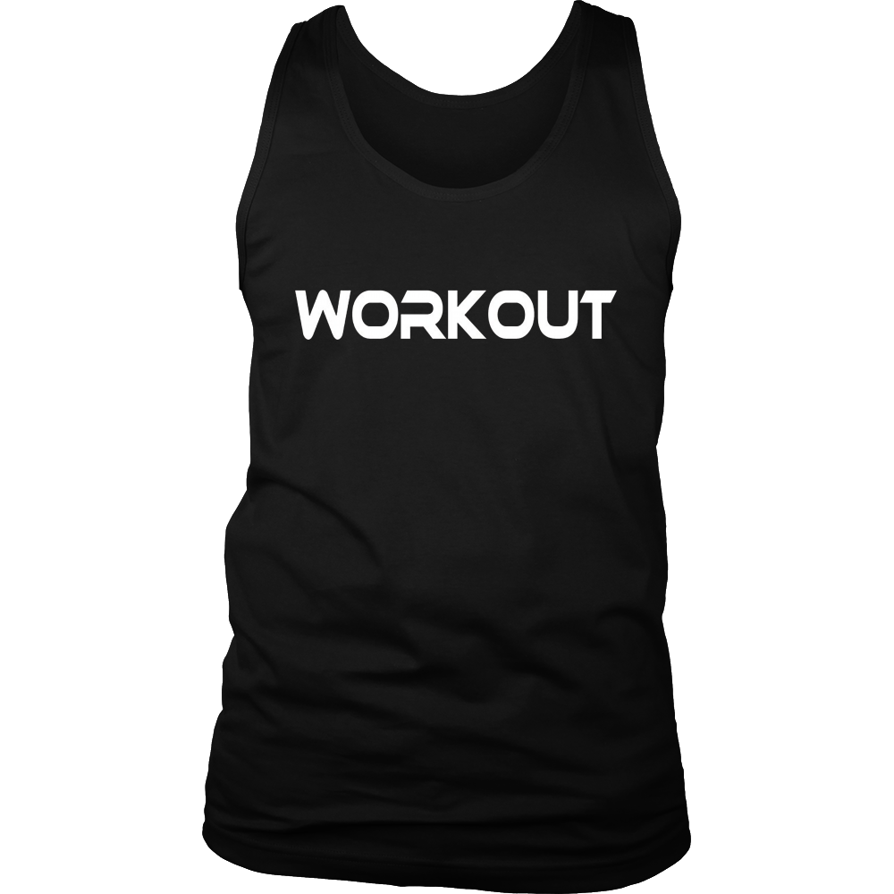 C331 WORKOUT Gym T Shirt Workout Fitness MMA Motivation