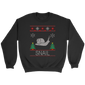 snail Christmas ugly shirt