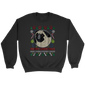 Pug T-shirt Merry Christmas Ugly Christmas Dog Paws T-Shirt