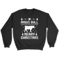 Angus Bull Ugly Christmas Sweater T-shirt