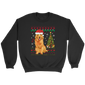 Golden Retriever Ugly Christmas Sweater t-shirt