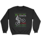 Ugly Christmas Mountain Bike Shirt