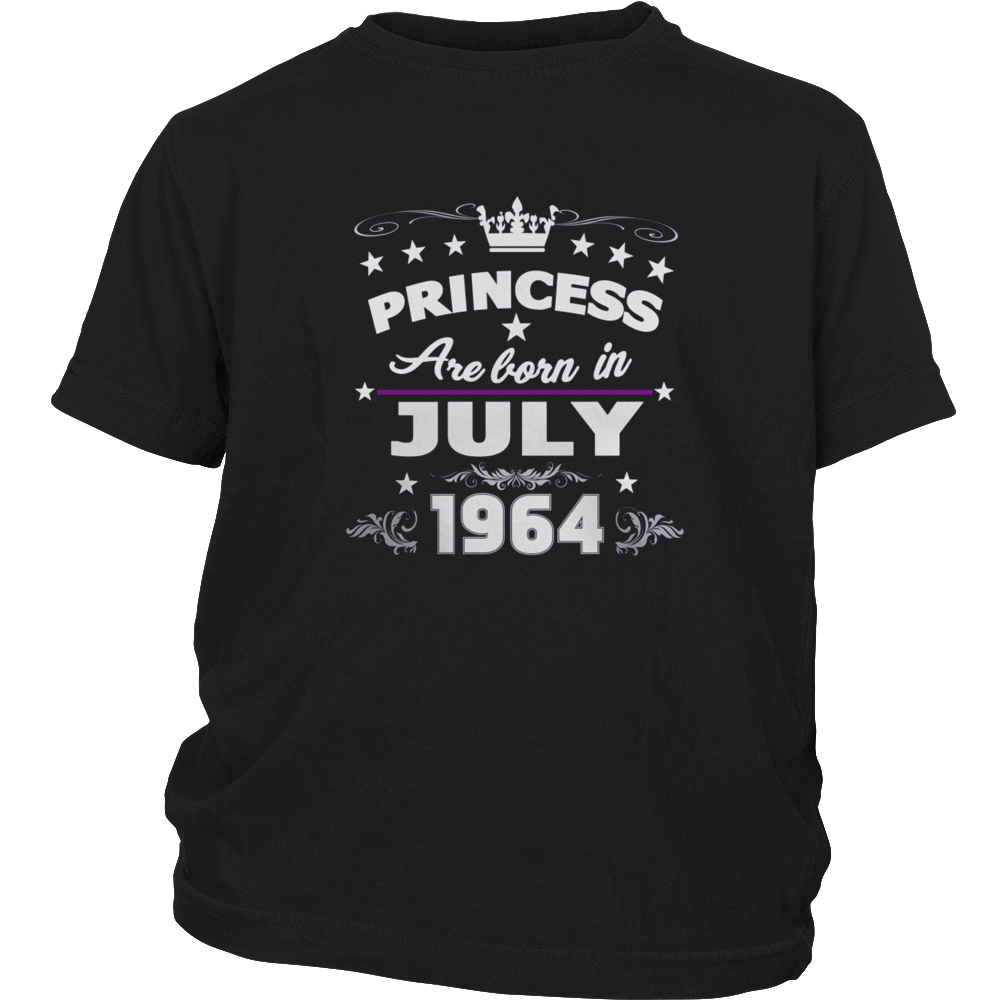 PRINCESSES ARE BORN IN JULY 1964