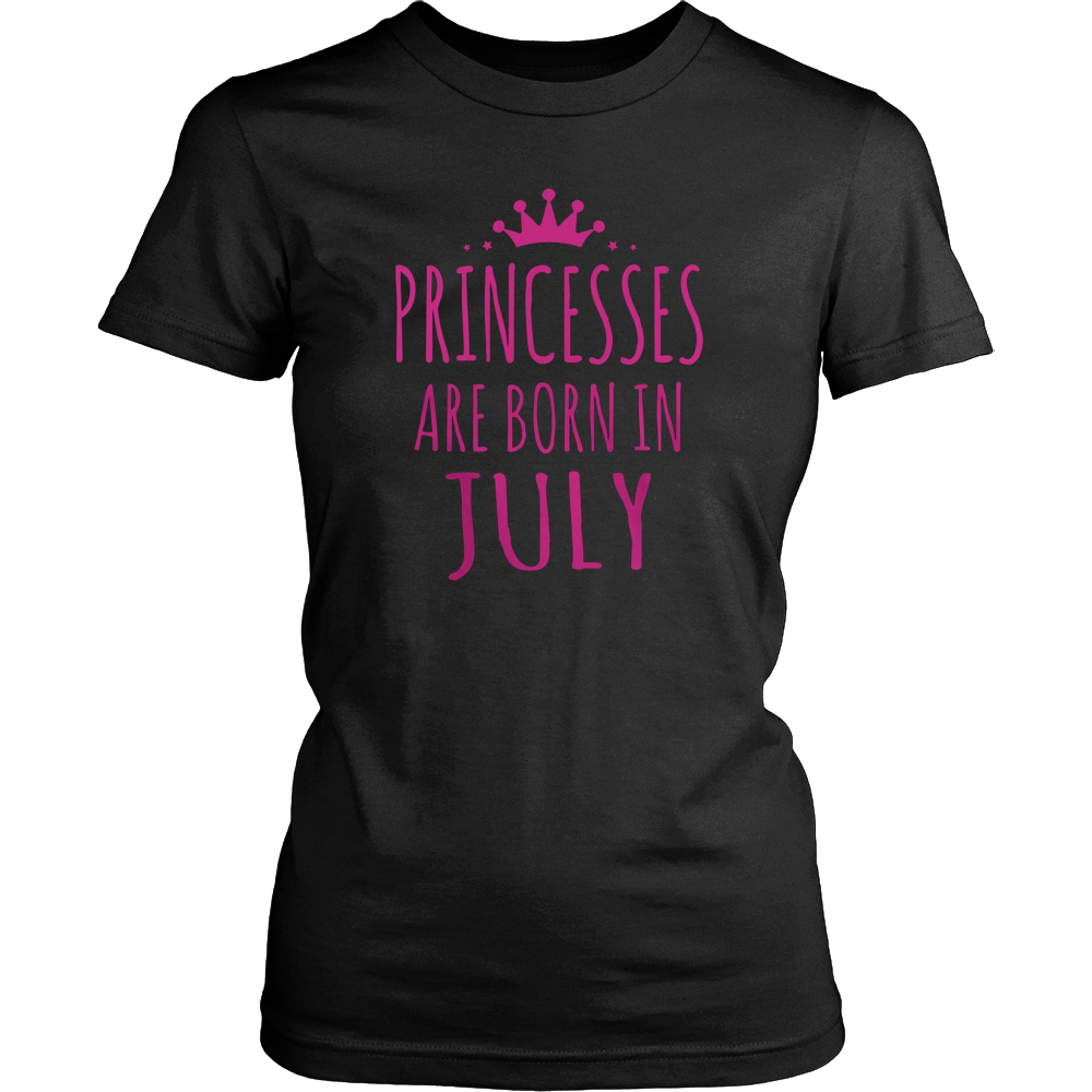 BIRTHDAY WOMEN PRINCESSES ARE BORN IN JULY