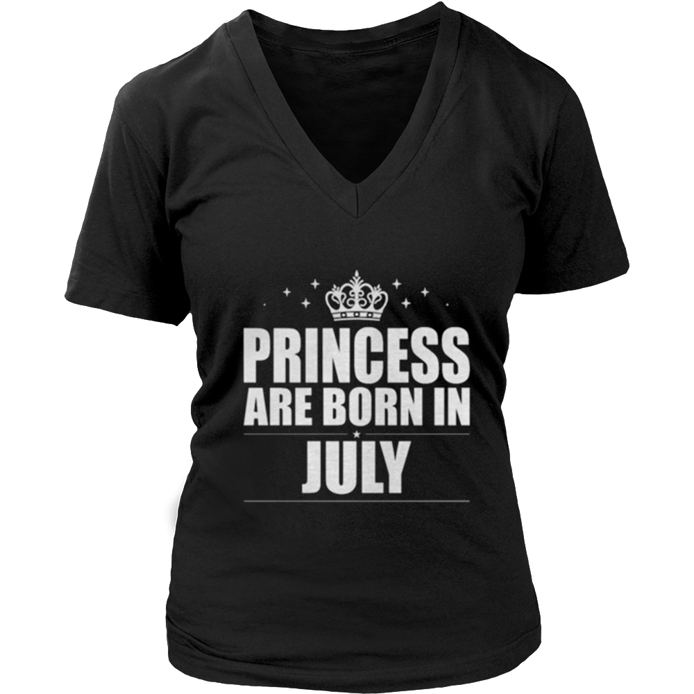 PRINCESS BORN IN JULY