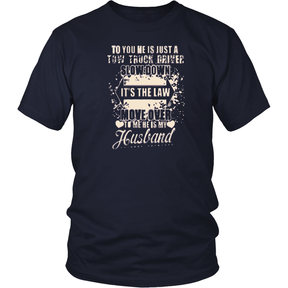TRUCKER WIFE T Shirt