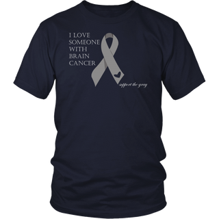 What cancer cannot do - pancreatic cancer Tshirt