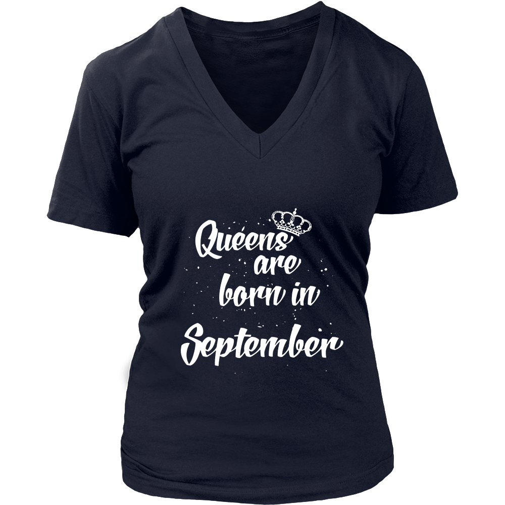 SEPTEMBER QUEENS ARE BORN AS SEPTEMBER