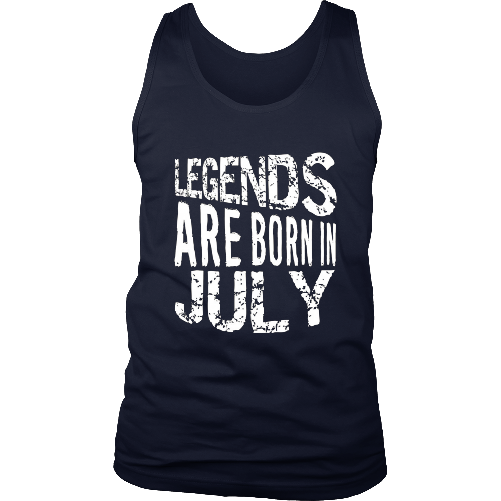 Legend Are Born in June Birthday Tshirt