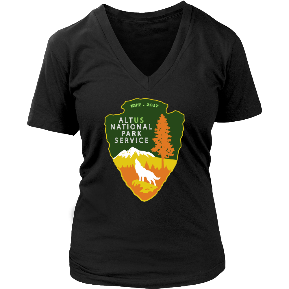 ALT National Park Service T Shirt