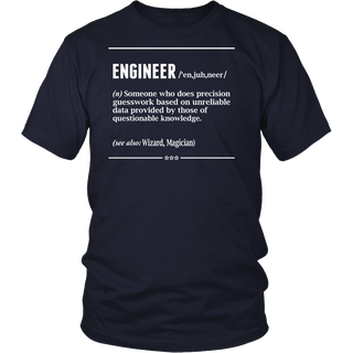 ENGINEER NOUN Tshirt