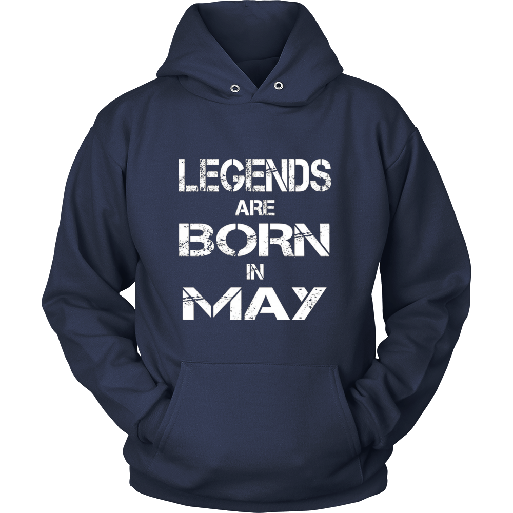 Legends Are Born in May Birthday Gift Shirt Ideas 2017