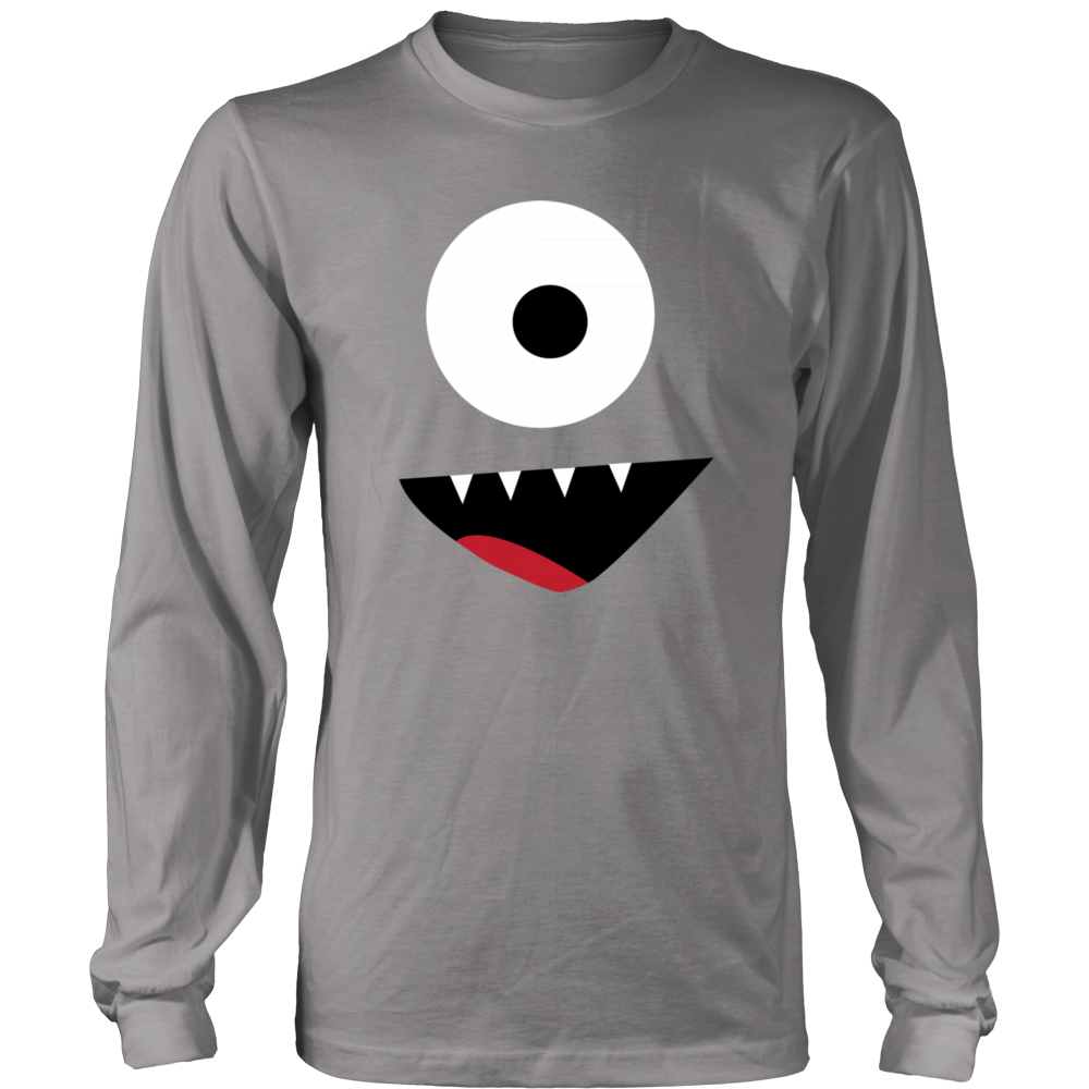 Happy Monster - Male T-Shirt