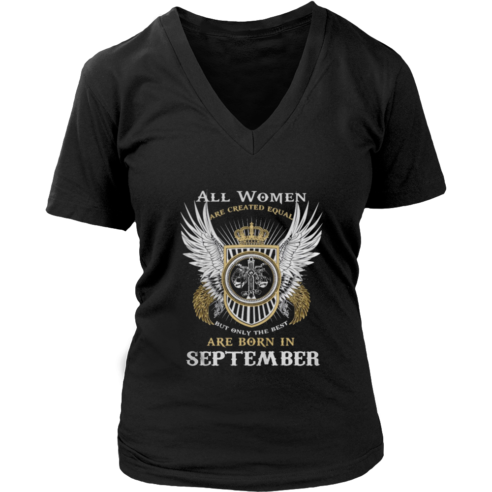 BEST BORN IN SEPTEMBER SHIRT LIMITED EDITIONFRONT2 SHIRT