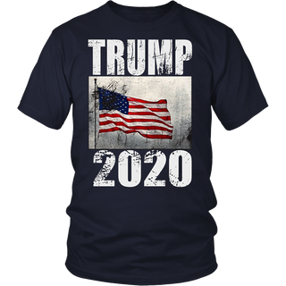TRUMP 2020 Shirt Presidential Election Pro Trump Tee
