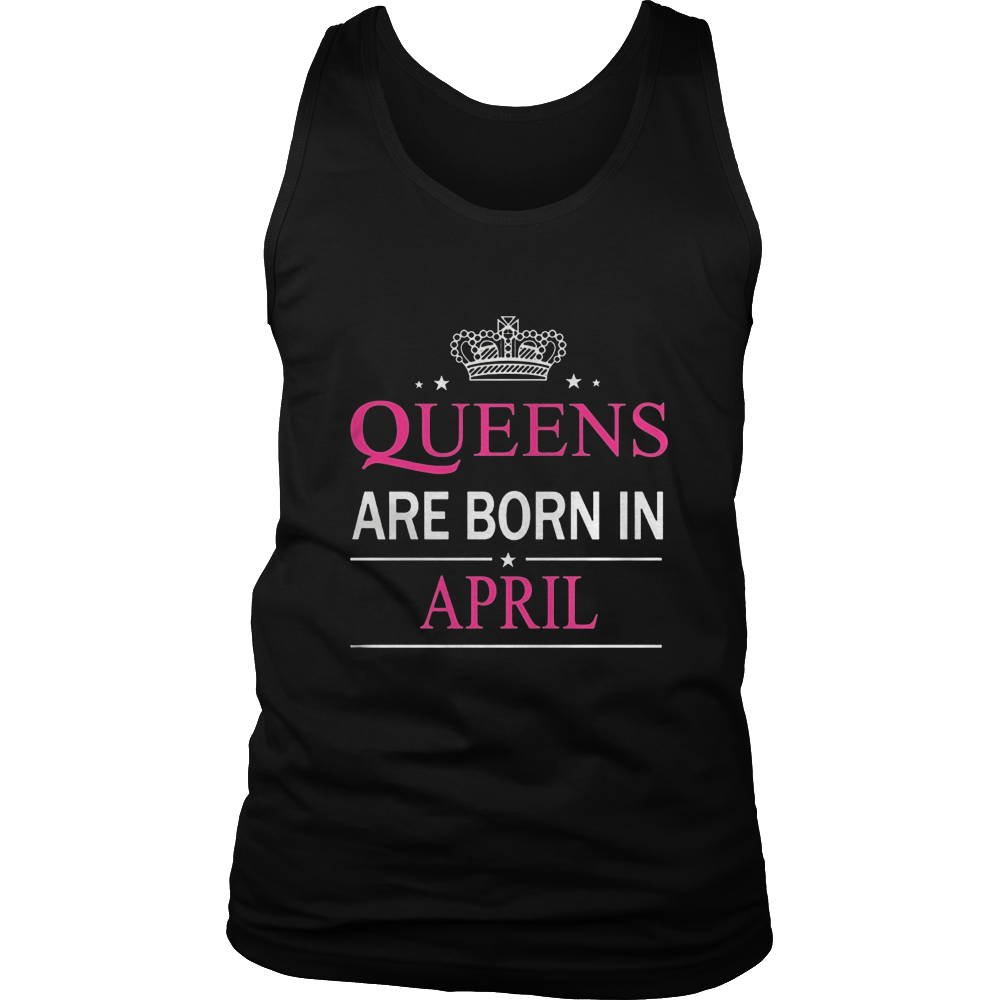 Legends Are Born In April Birthday shirt
