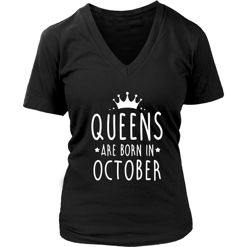 OCTOBER QUEENS ARE BORN