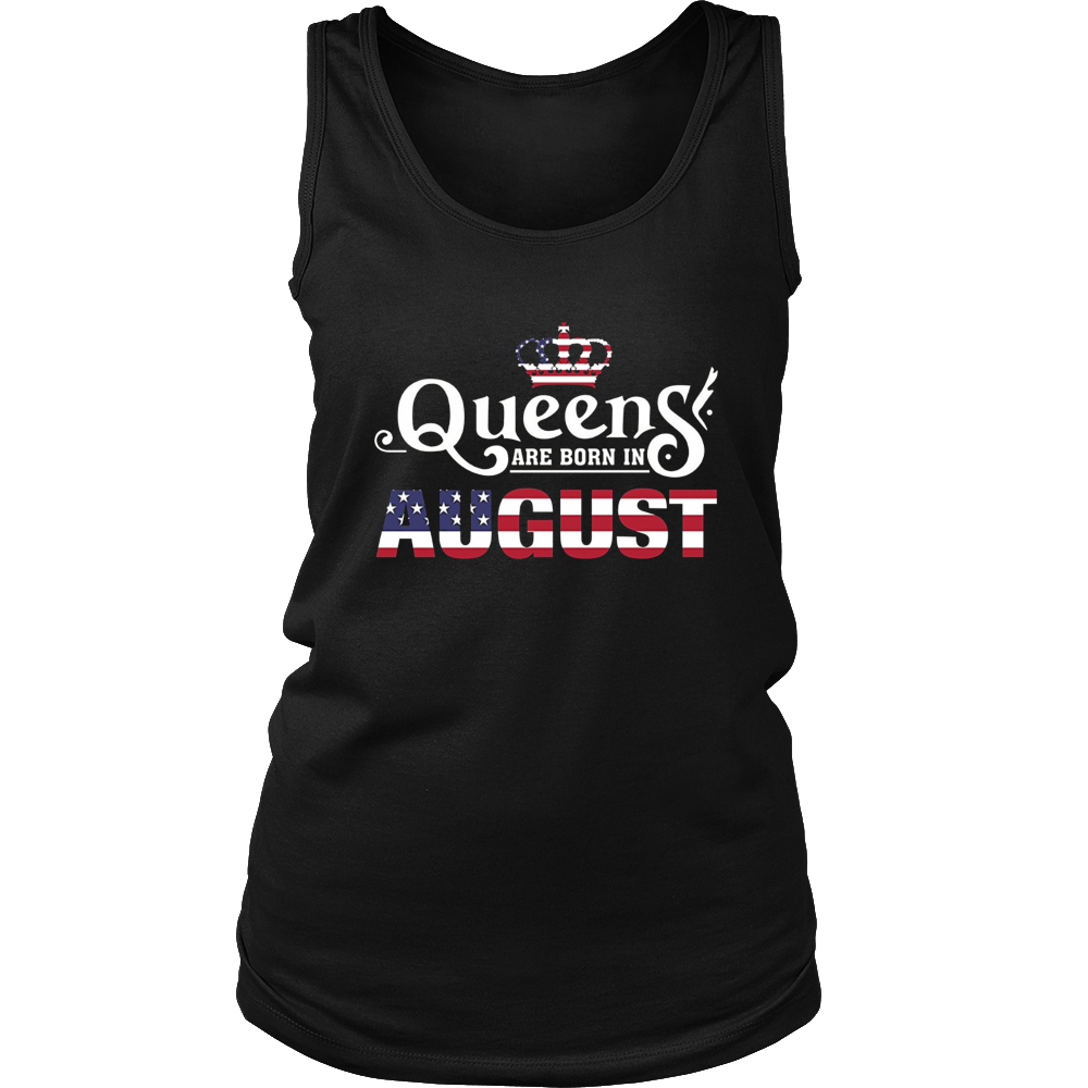 Women's Queens Are Born In August