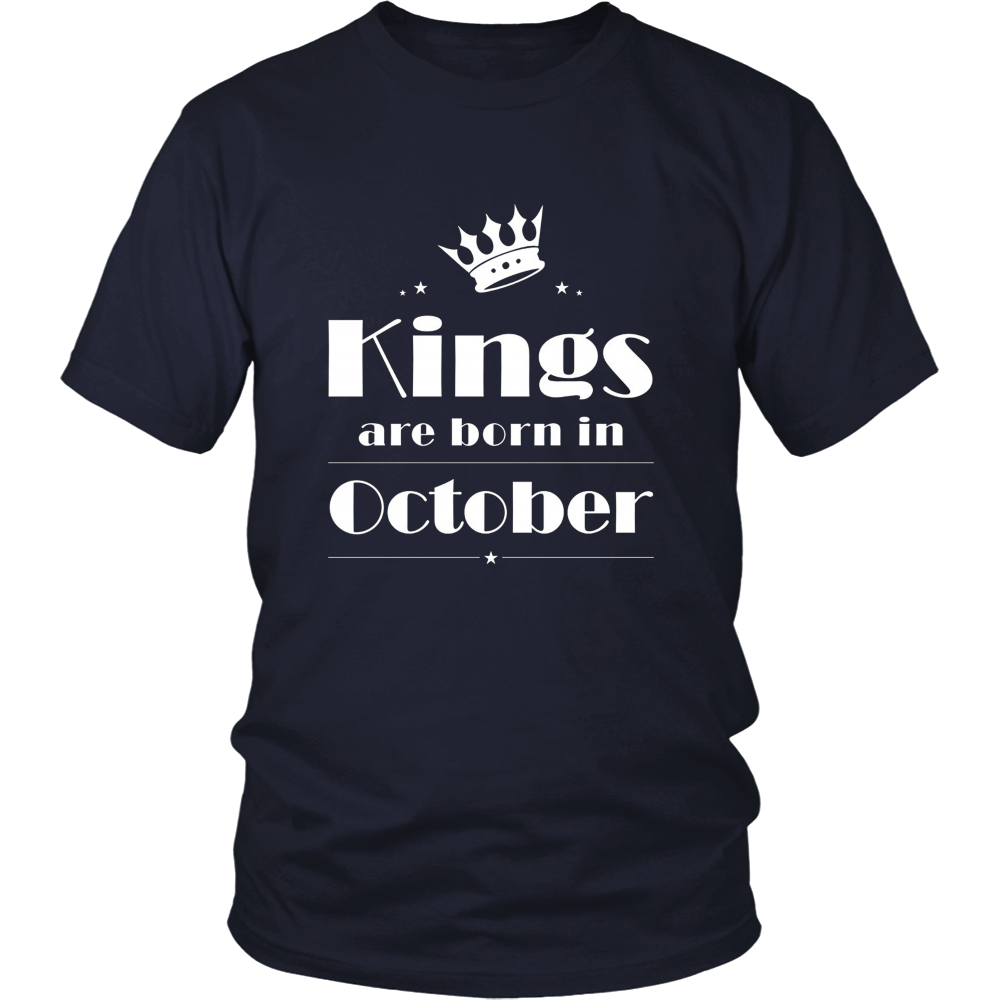 Kings Are Born In March Best Birthday Gifts for Men Boy