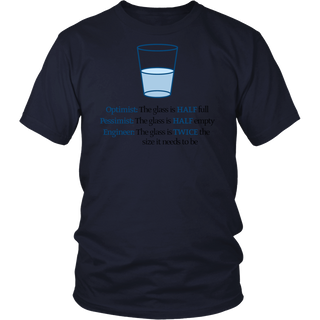 Water Glass Tshirt
