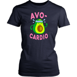 AVOCARDIO T-Shirt Hoodie - Tank-Top Quotes Hoodie