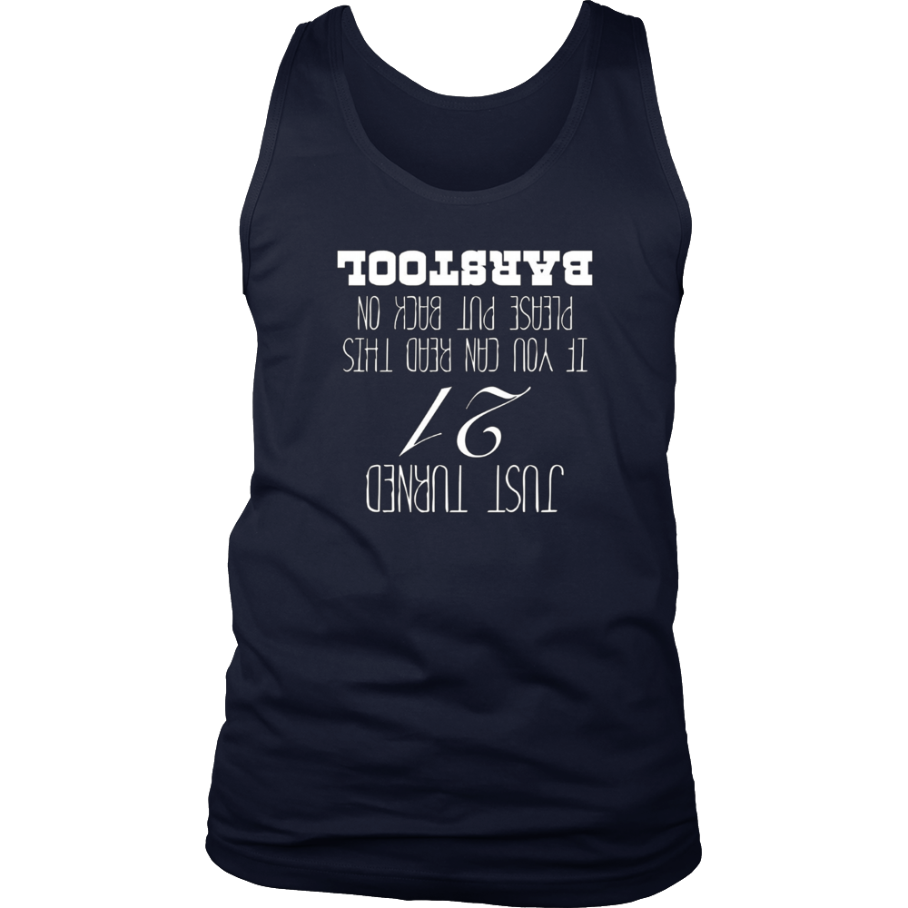 21st Birthday for Her Fun Birthday Party T Shirts Hoodie - Tank-Top
