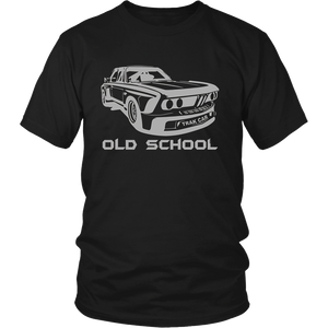 Old School Auto Racing Car Gear, Motorsports T-Shirt