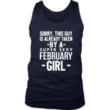 Already taken by a super sexy February Girl Gift T Shirt Quotes Hoodie