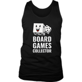 Board Games Collector T-shirt Dice Tabletop Game Lovers Gift Quotes Hoodie