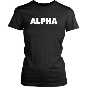 C54 ALPHA Gym TShirt Workout Fitness MMA Motivation tee