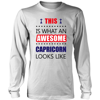 Capricorn Zodiac - Birthday Gift T-Shirt