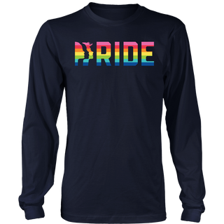 Women's March PRIDE T Shirt