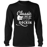 50th Birthday Classic Since 1967 Shirt - 50 Years Old Gifts Quotes Hoodie