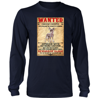 Chinese Crested Funny dog lover Gifts t shirt woman kids