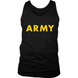 APFU Army Physical Fitness Uniform Style - Black ARMY Shirt Quotes Hoodie