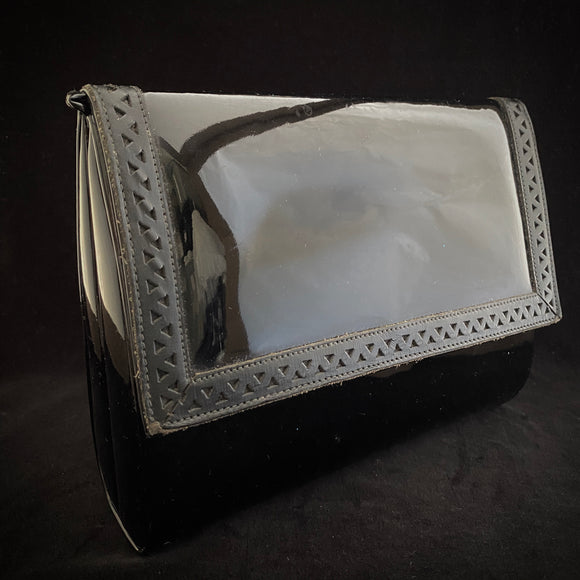 1960s Coblentz Original Patent Leather Clutch/Purse