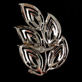 Late 60s/ Early 70s Gerry's Silver Leaf Brooch