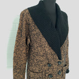 Late 50s/ Early 60s Banff Ltd. Mohair & Wool Cardigan