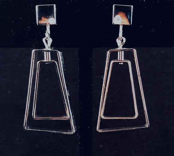 1977 Avon Sweet Whispers Earrings