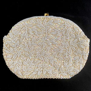 Late 40s/ Early 50s Hand Made in Hong Kong Beaded Bag - Retro Kandy Vintage