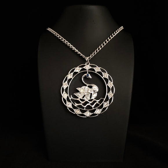 1974 Swan Lake Necklace