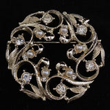 1959 Sarah Coventry Coronation Brooch