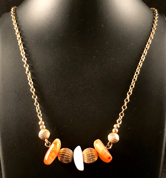 1975 Avon Desert Stones Necklace