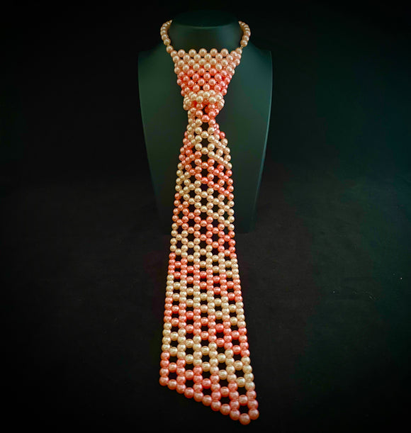 Late 60s/ Early 70s Hong Kong Pink Necktie