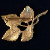 1960s DuBarry of Fifth Avenue Leah Brooch - Retro Kandy Vintage