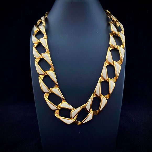 1980s Napier Collar Necklace